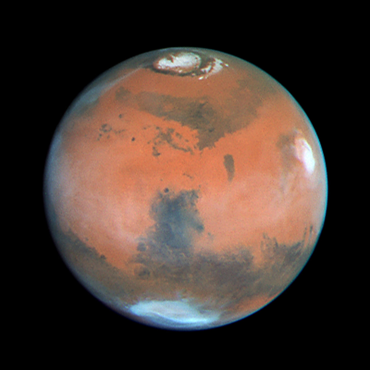 real pictures of mars the planet - photo #8