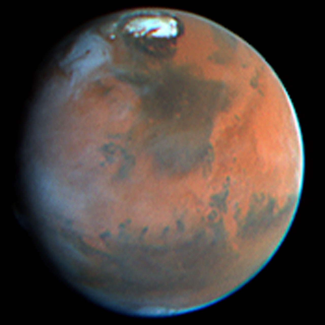 hubble images of mars - photo #11