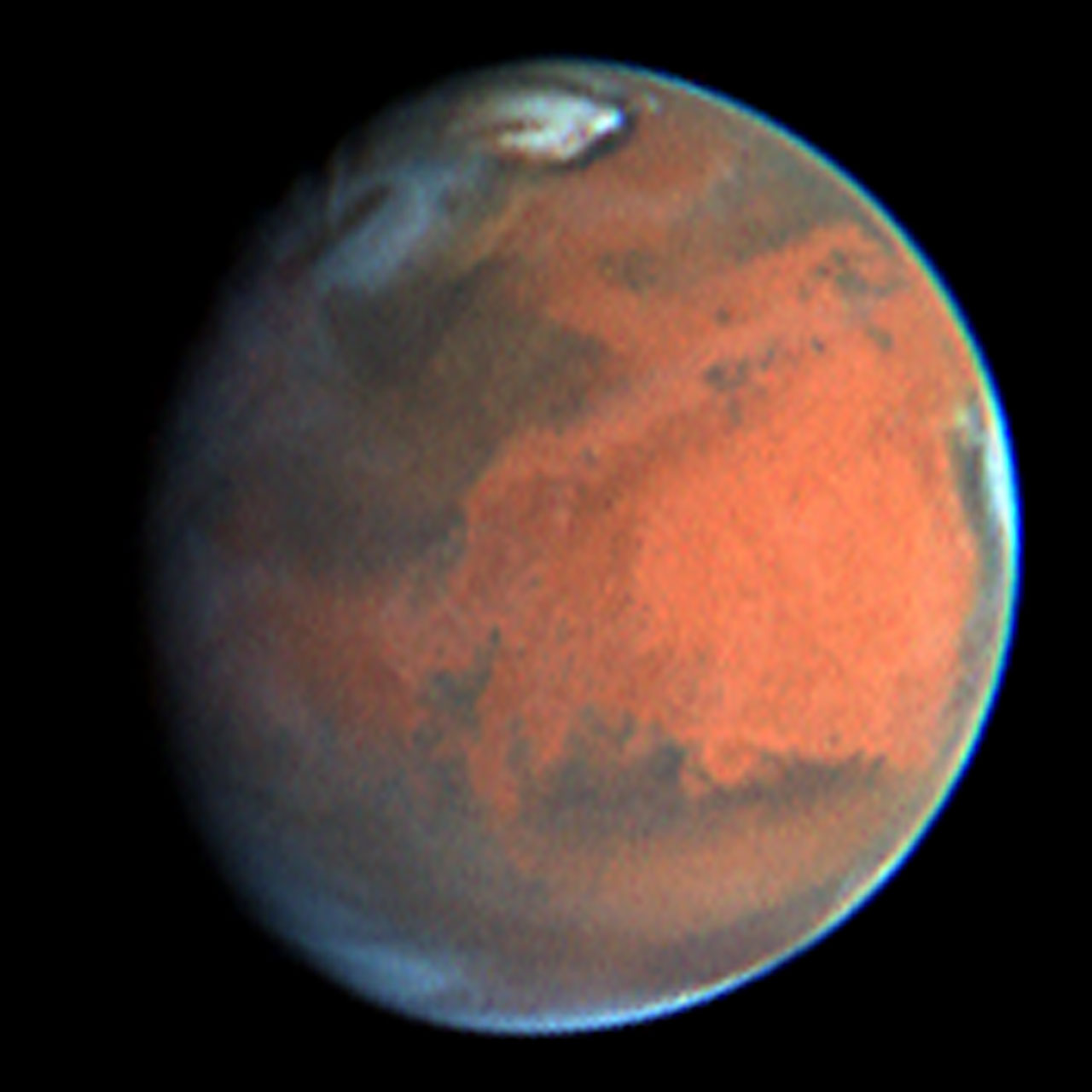 hubble images of mars - photo #19