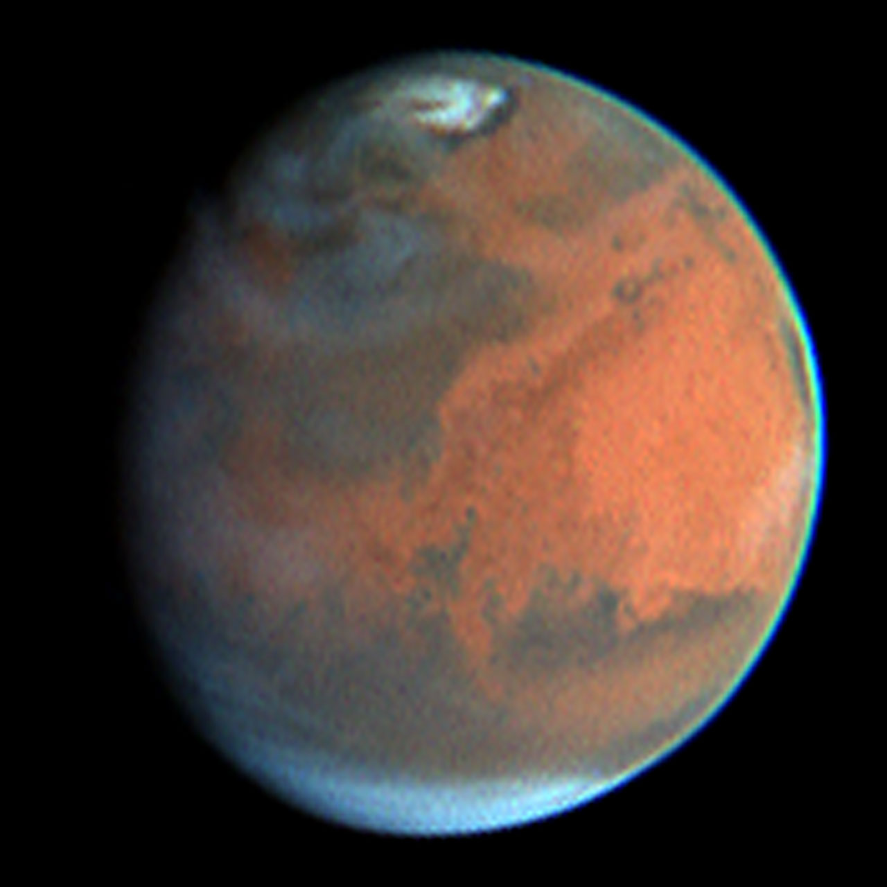 hubble images of mars - photo #25