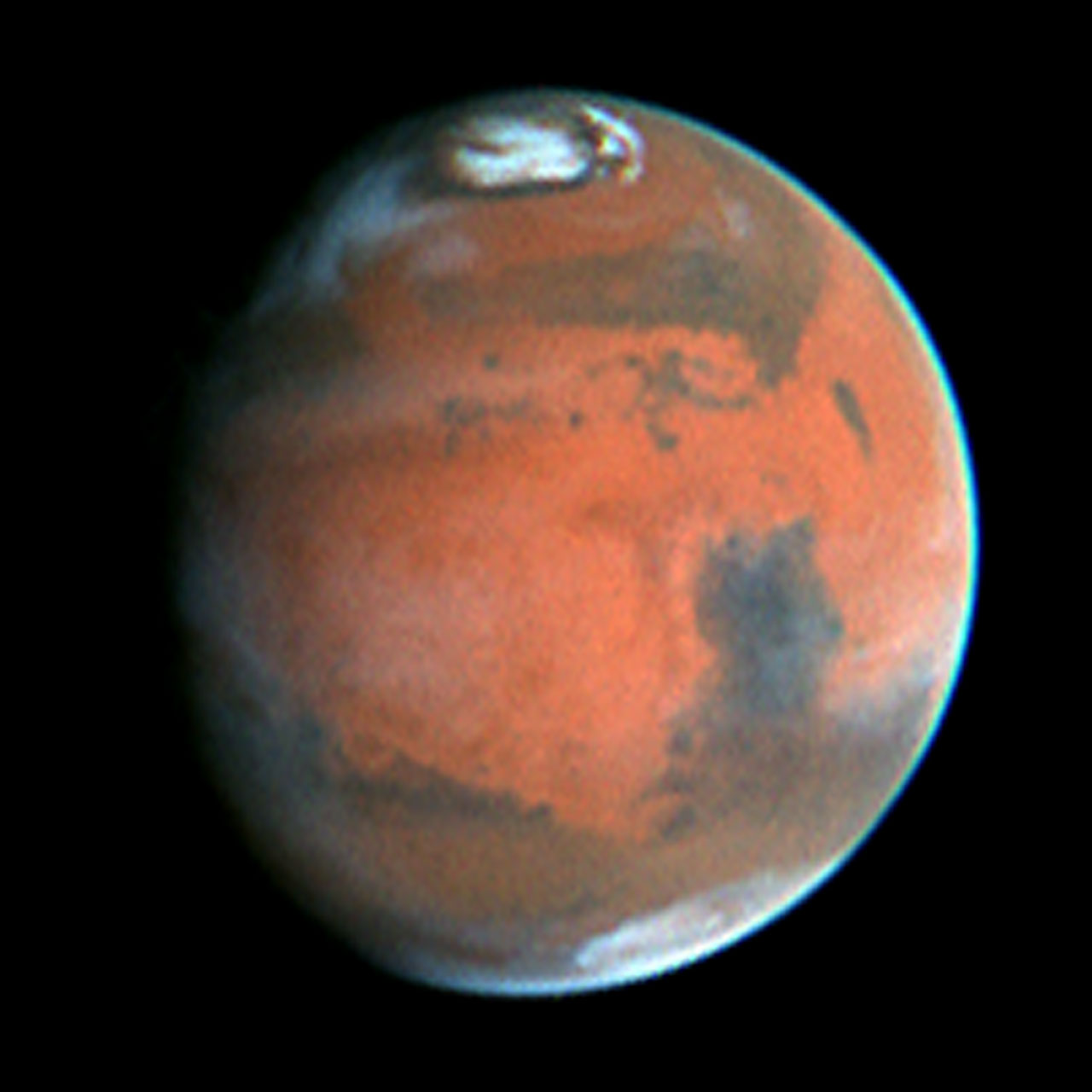 hubble images of mars - photo #24