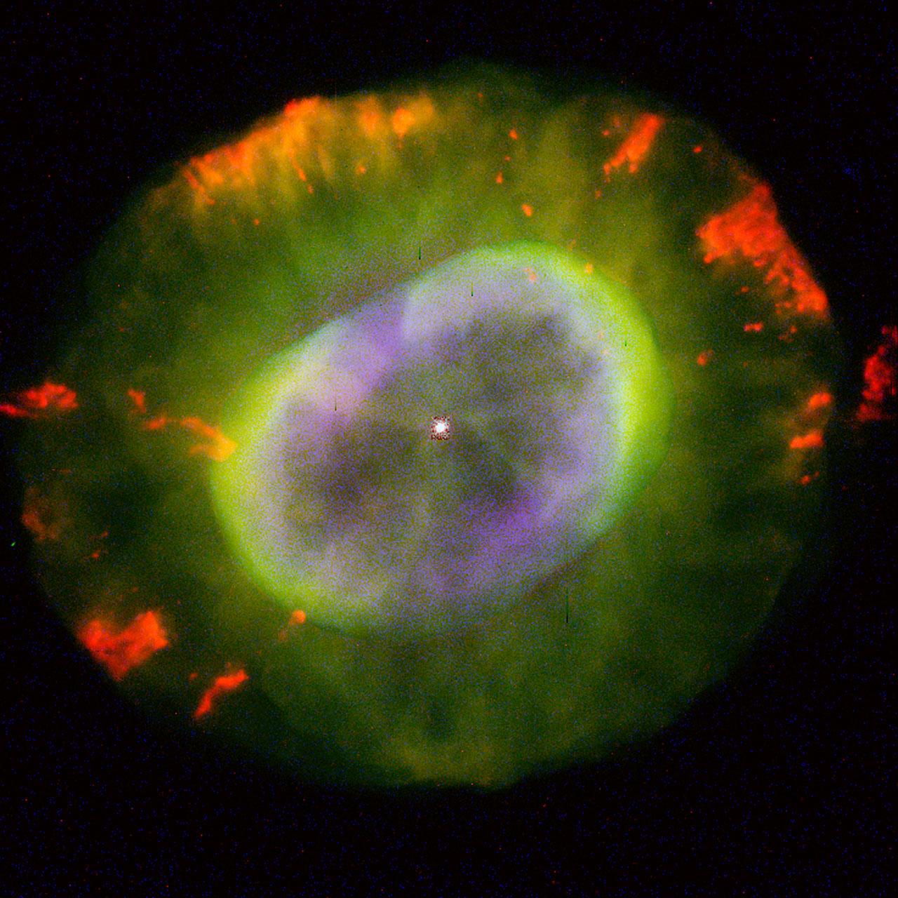 black dwarf planetary nebula - photo #16