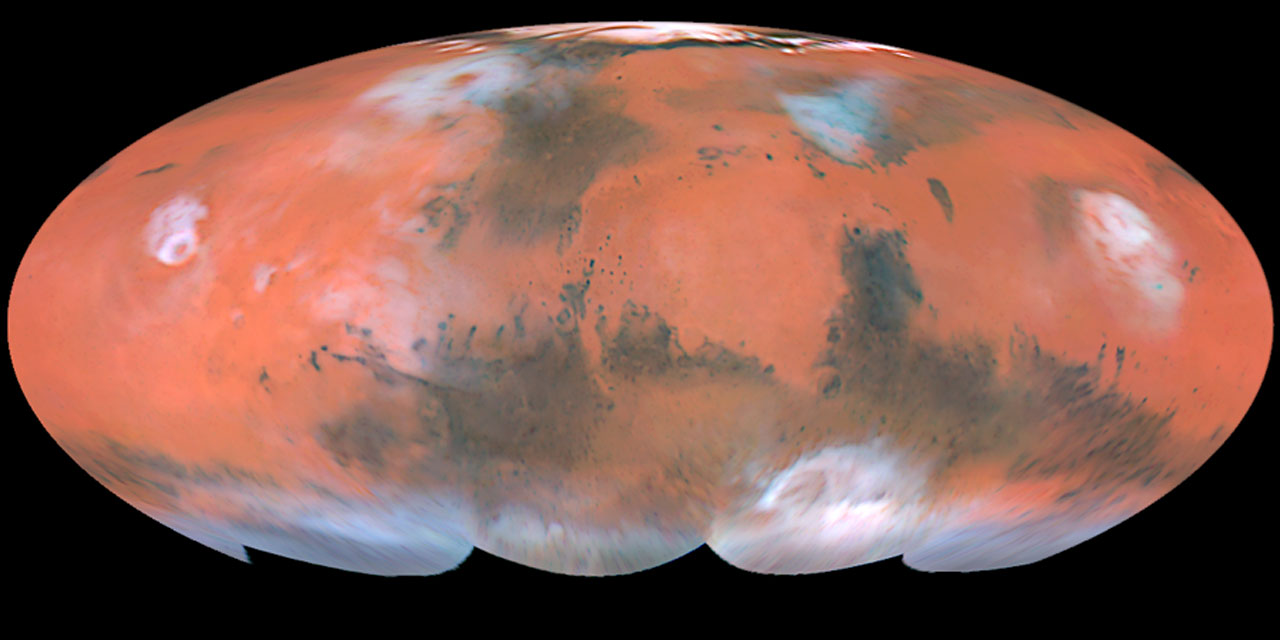 hubble images of mars - photo #20