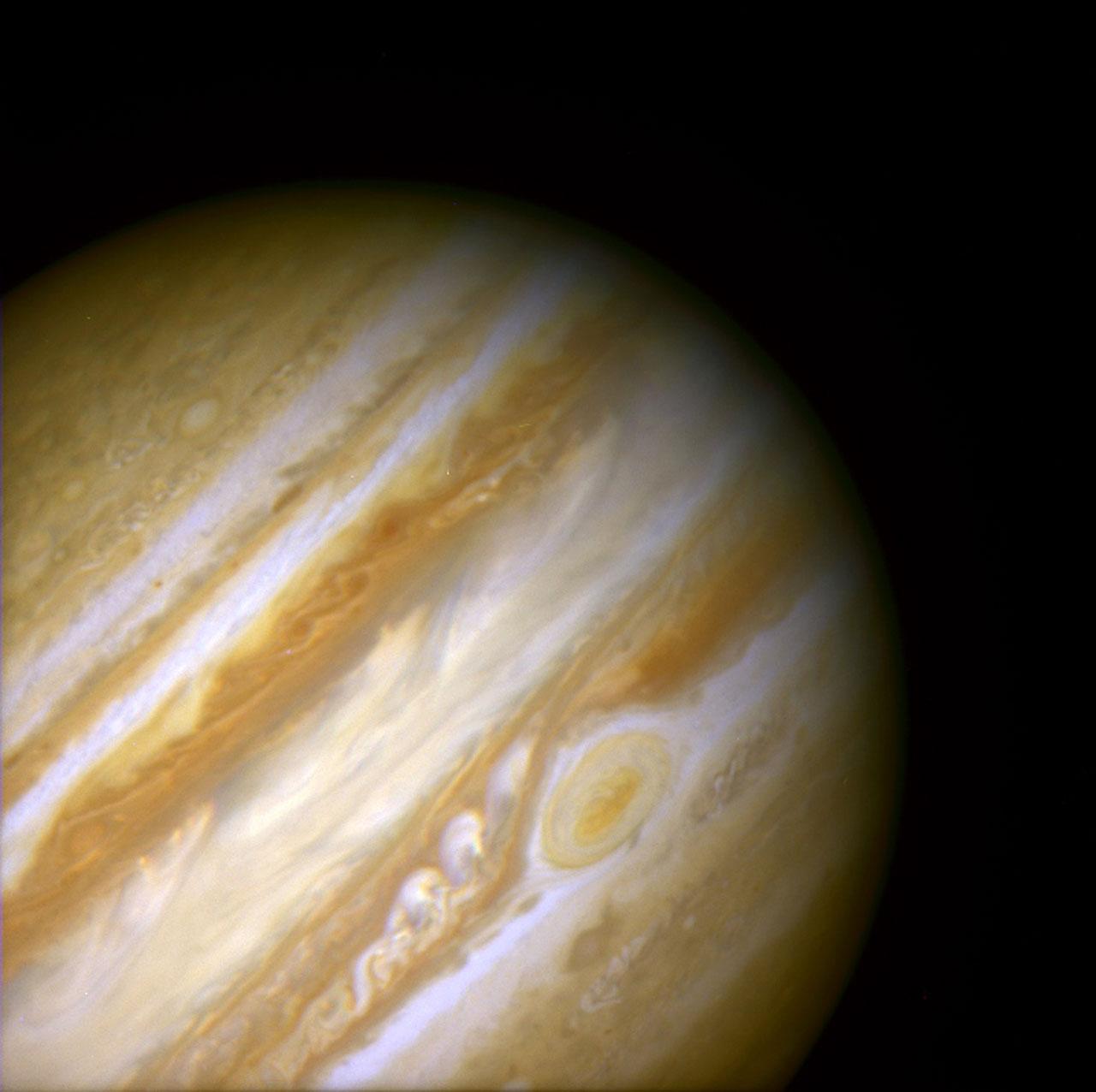 jupiter planet red spot - photo #11
