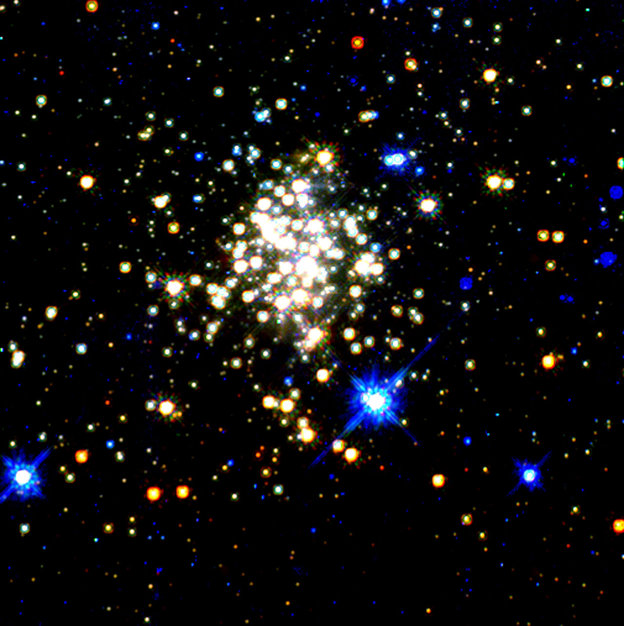 alpha star cluster - photo #11