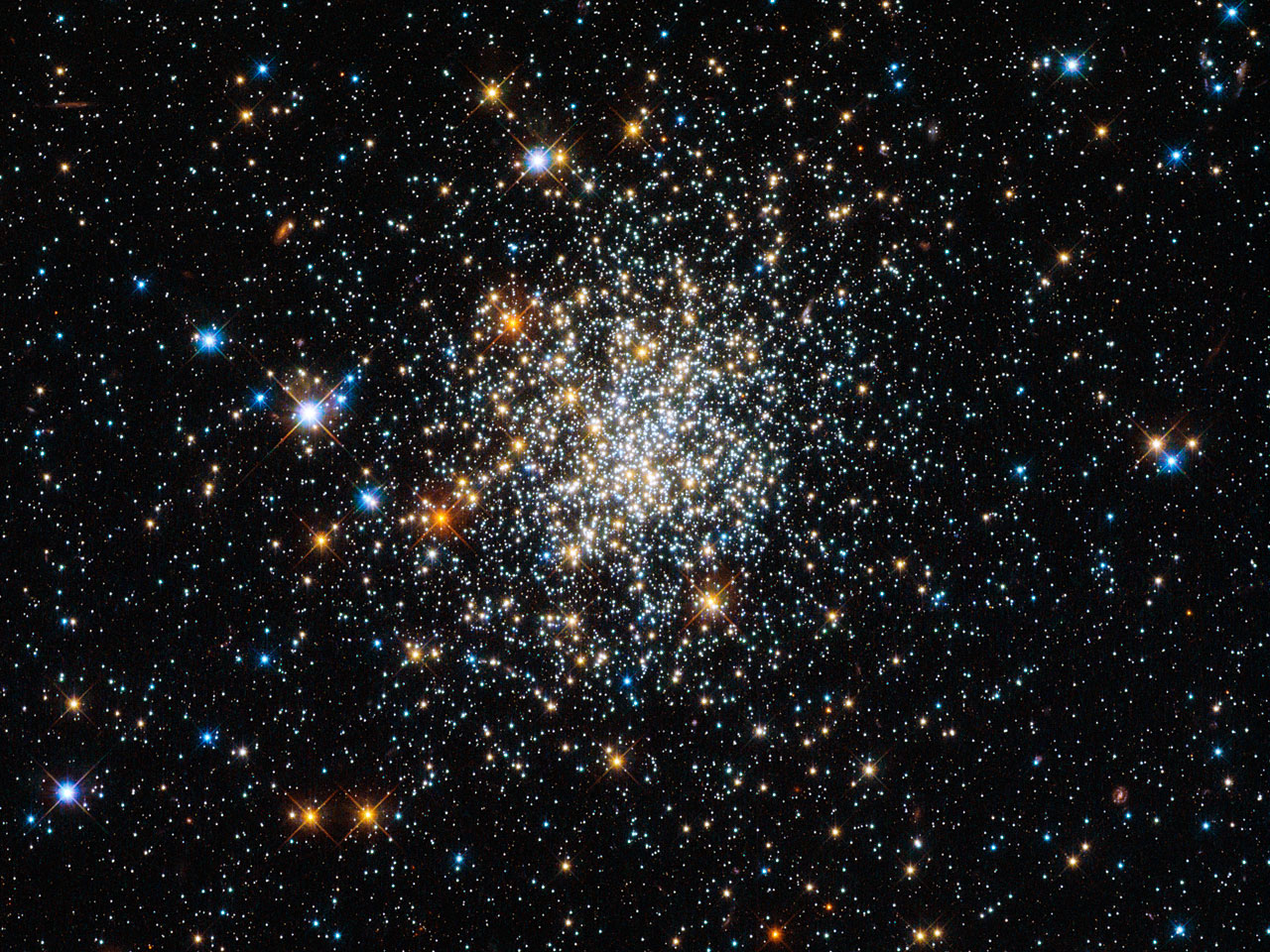 star clusters hubble - photo #6