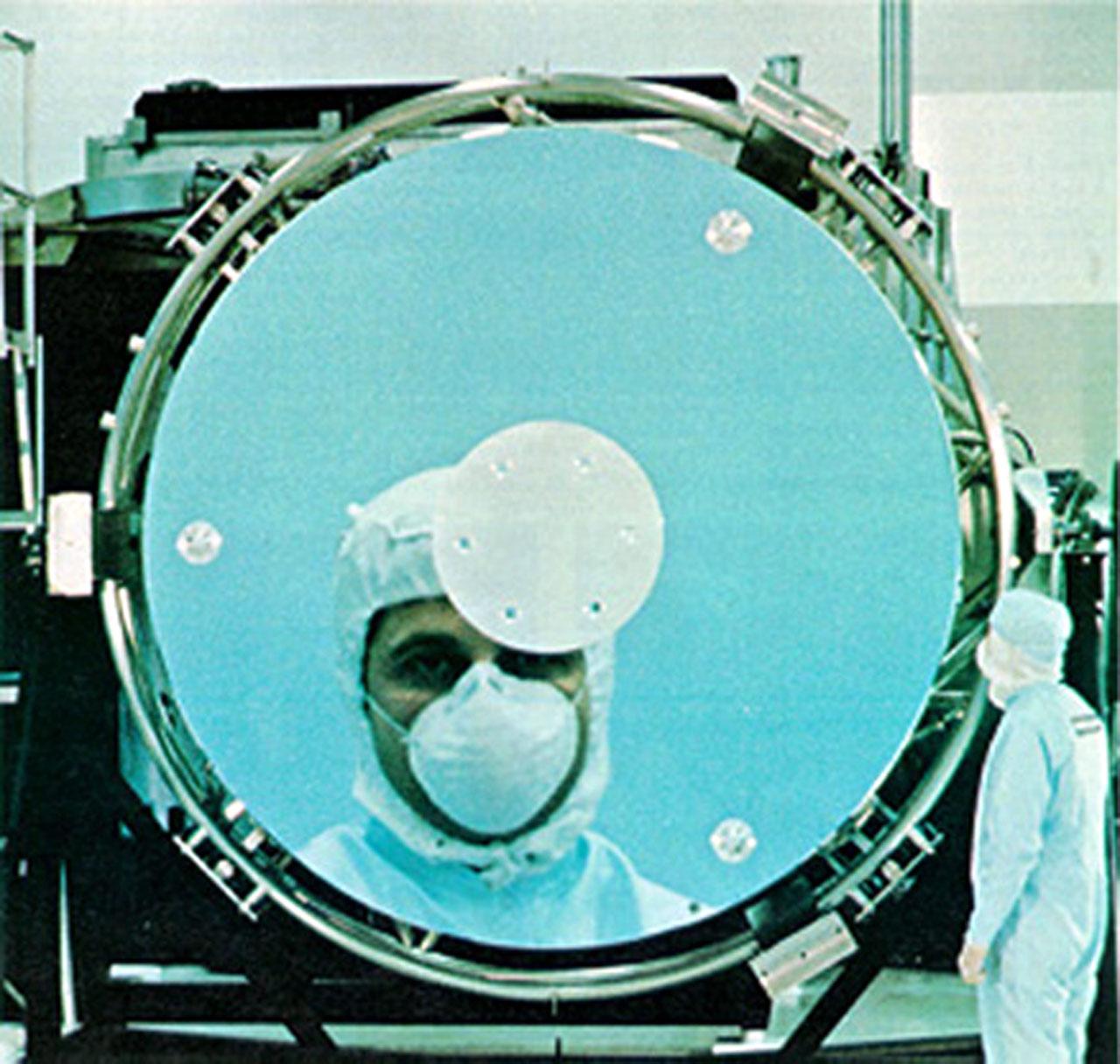 hubble telescope flawed mirrors - photo #18