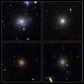 Small galaxies yield clues about dark matter