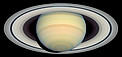 Hubble's Latest Saturn Picture Precedes Cassini's Arrival