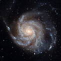 Hubble image of M101
