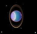Many Bright Clouds on Uranus