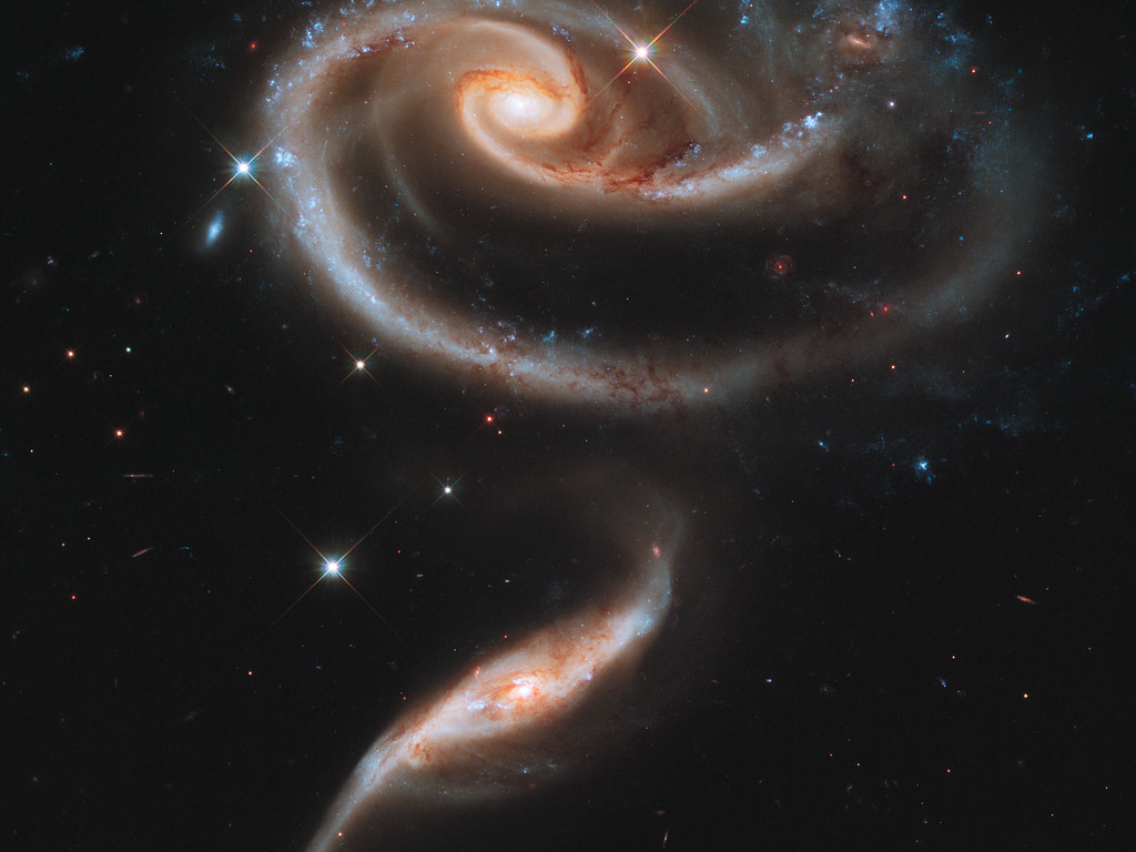 hubble looks at nothing - photo #28