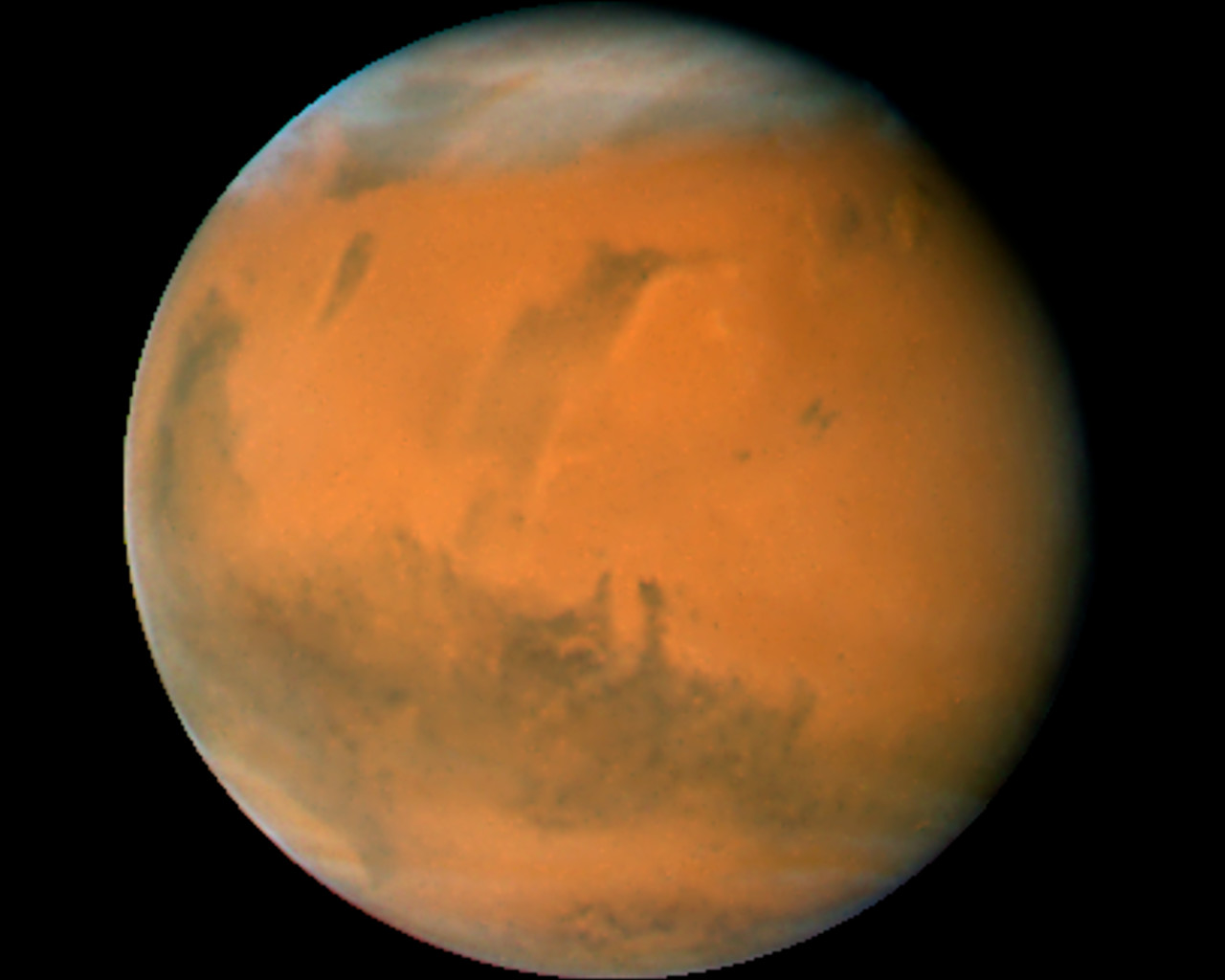 hubble images of mars - photo #17
