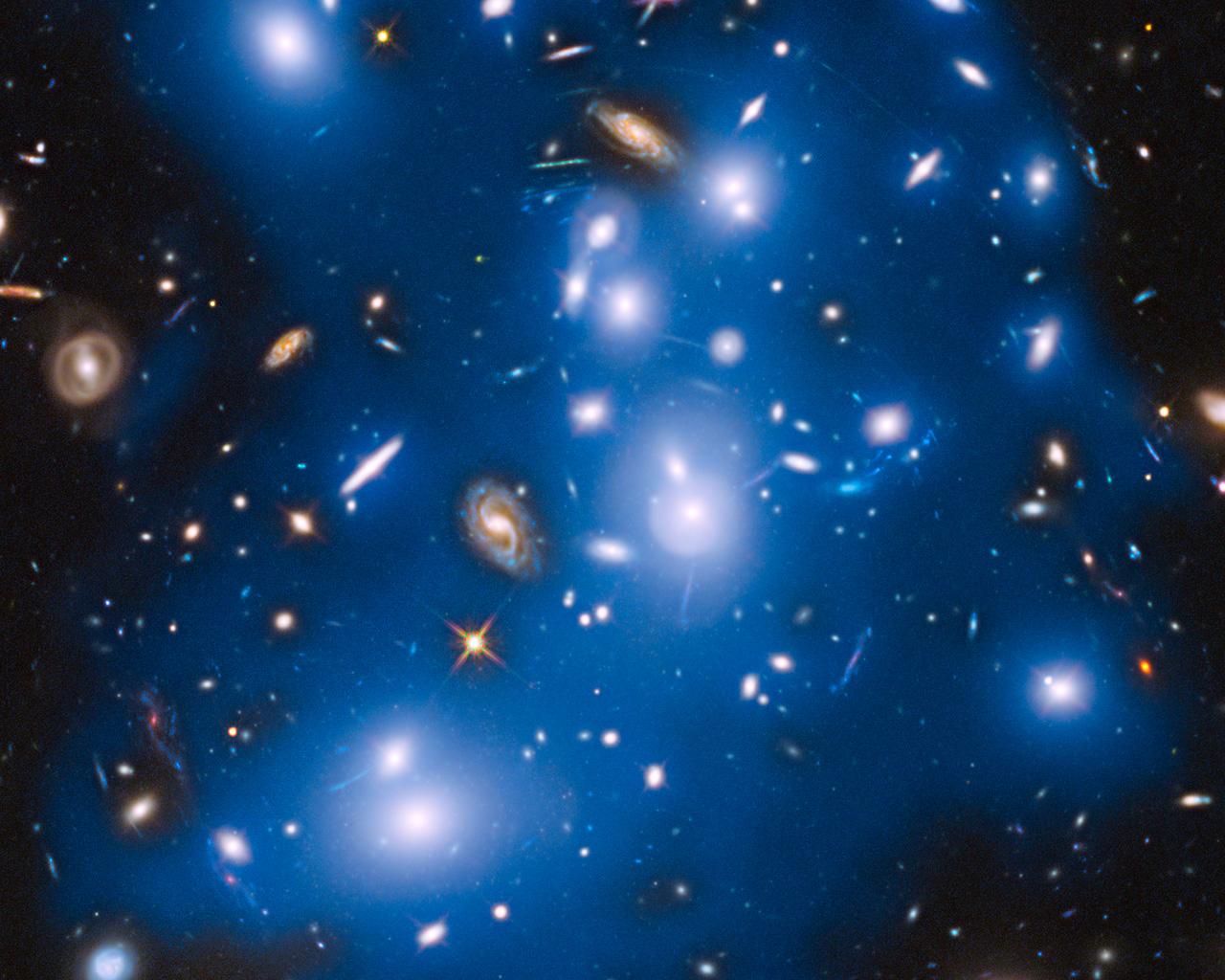 Hubble Telescope Wallpaper Mystic Mountain (page 2) - Pics ...