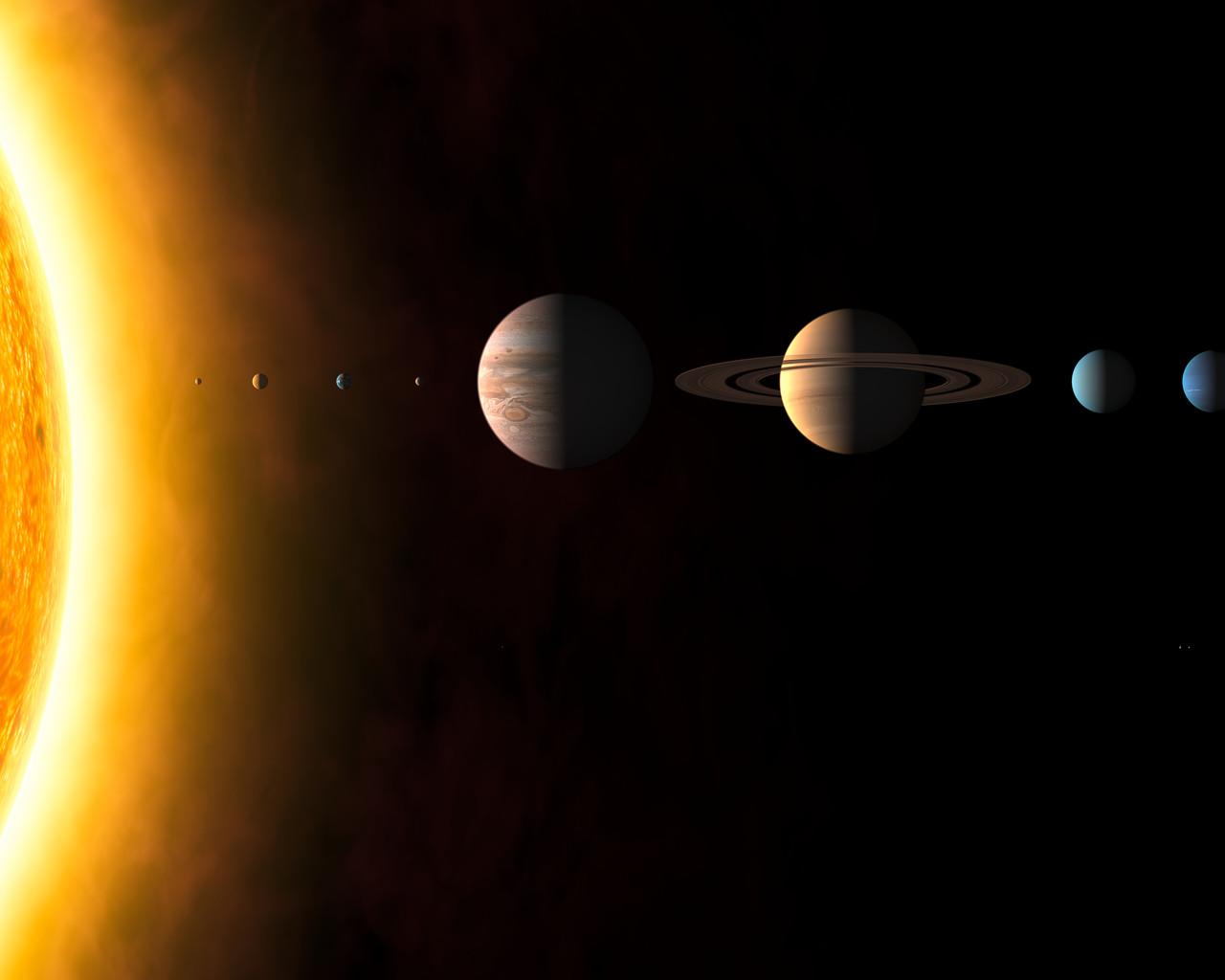 hubble telescope solar system - photo #32