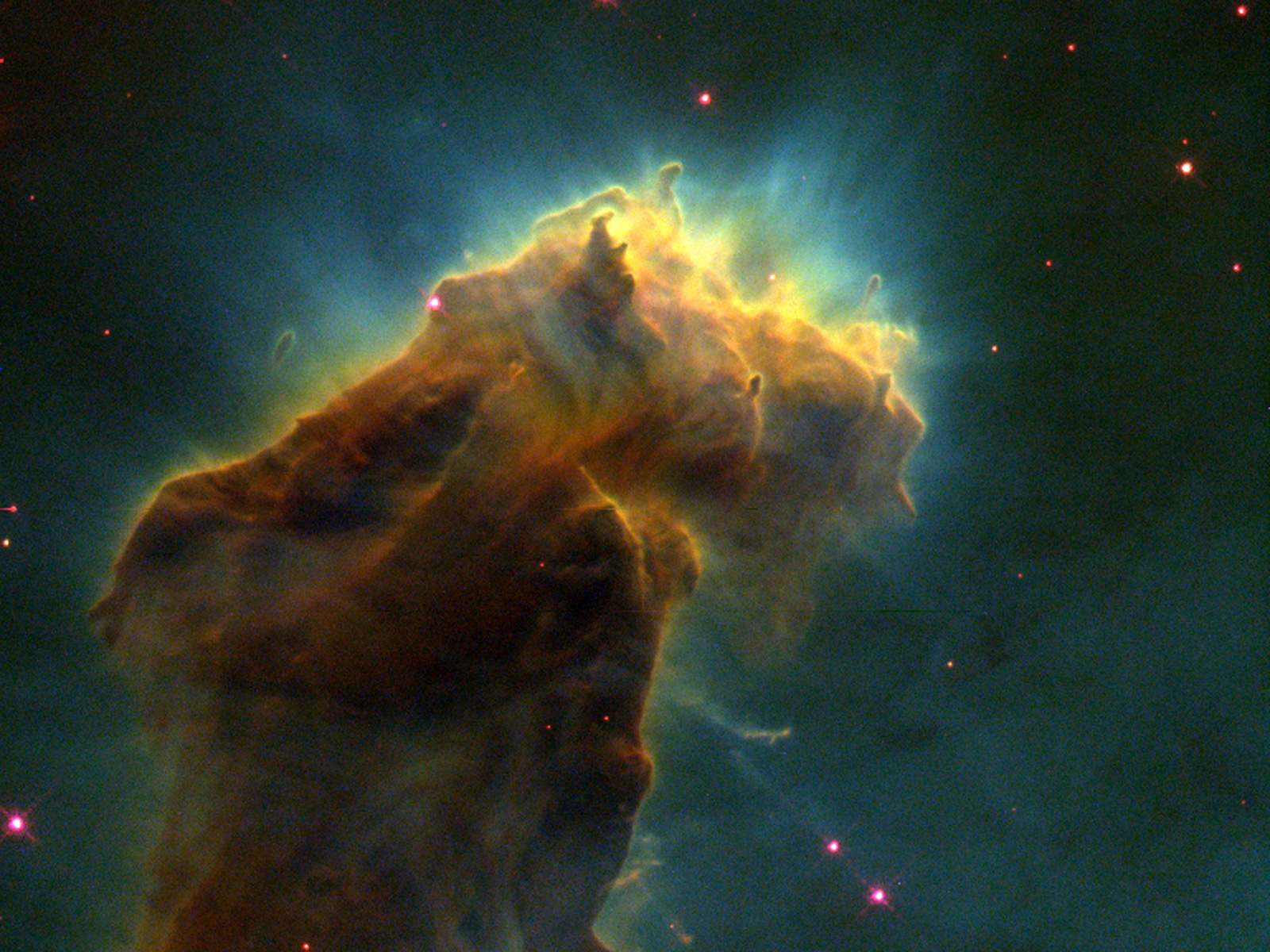 The Eagle Nebula   ESA/Hubble