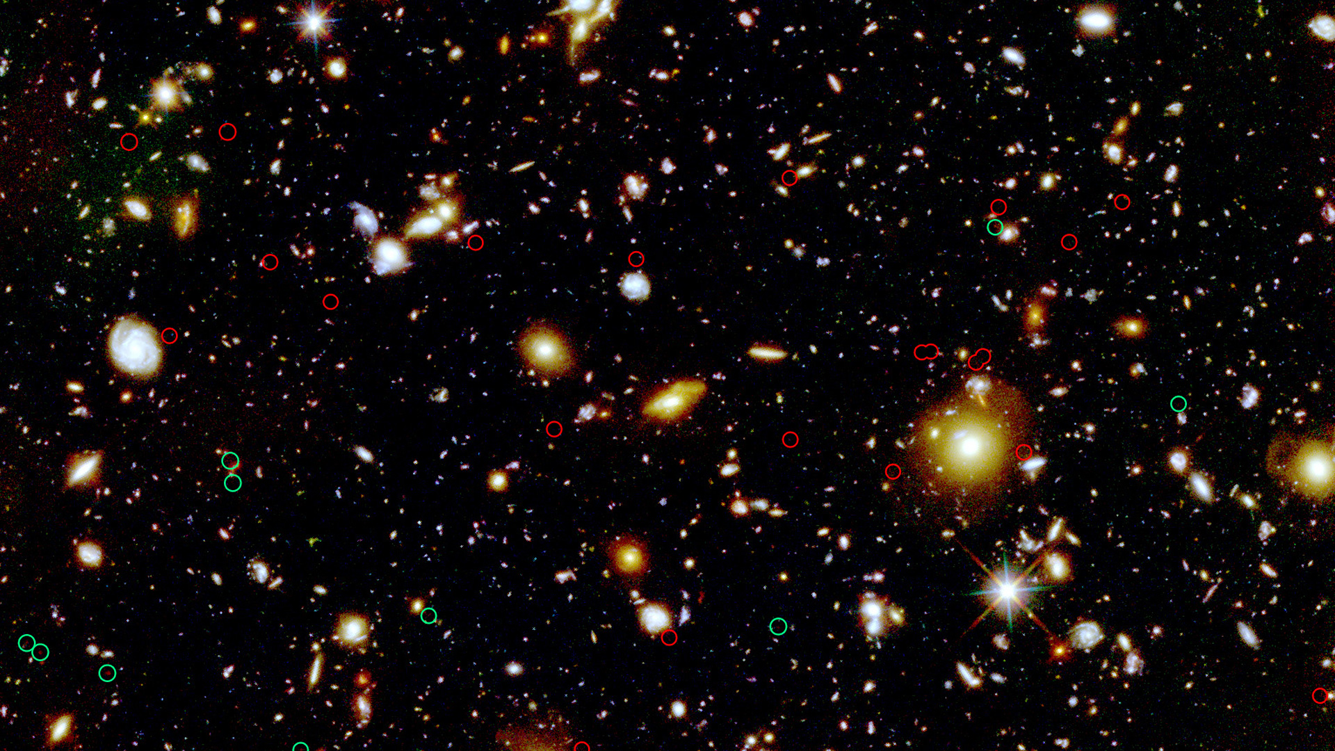 best hubble deep field - photo #17