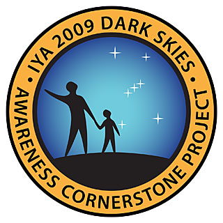 Dark Skies Awareness logo