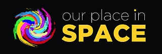 Our Place in Space Logo (Twit-Header)