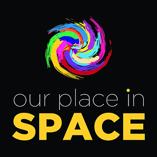Our Place in Space Logo (Twit-Profile)