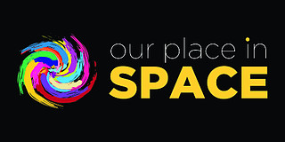 Our Place in Space Logo (Twit-Stream)