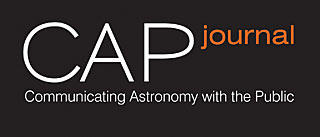 Communicating Astronomy with the Public Journal