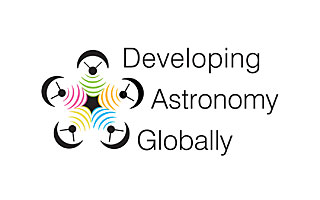Developing Astronomy Globally Logo