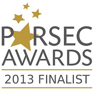 Logo: 2013 Parsec Awards Finalists