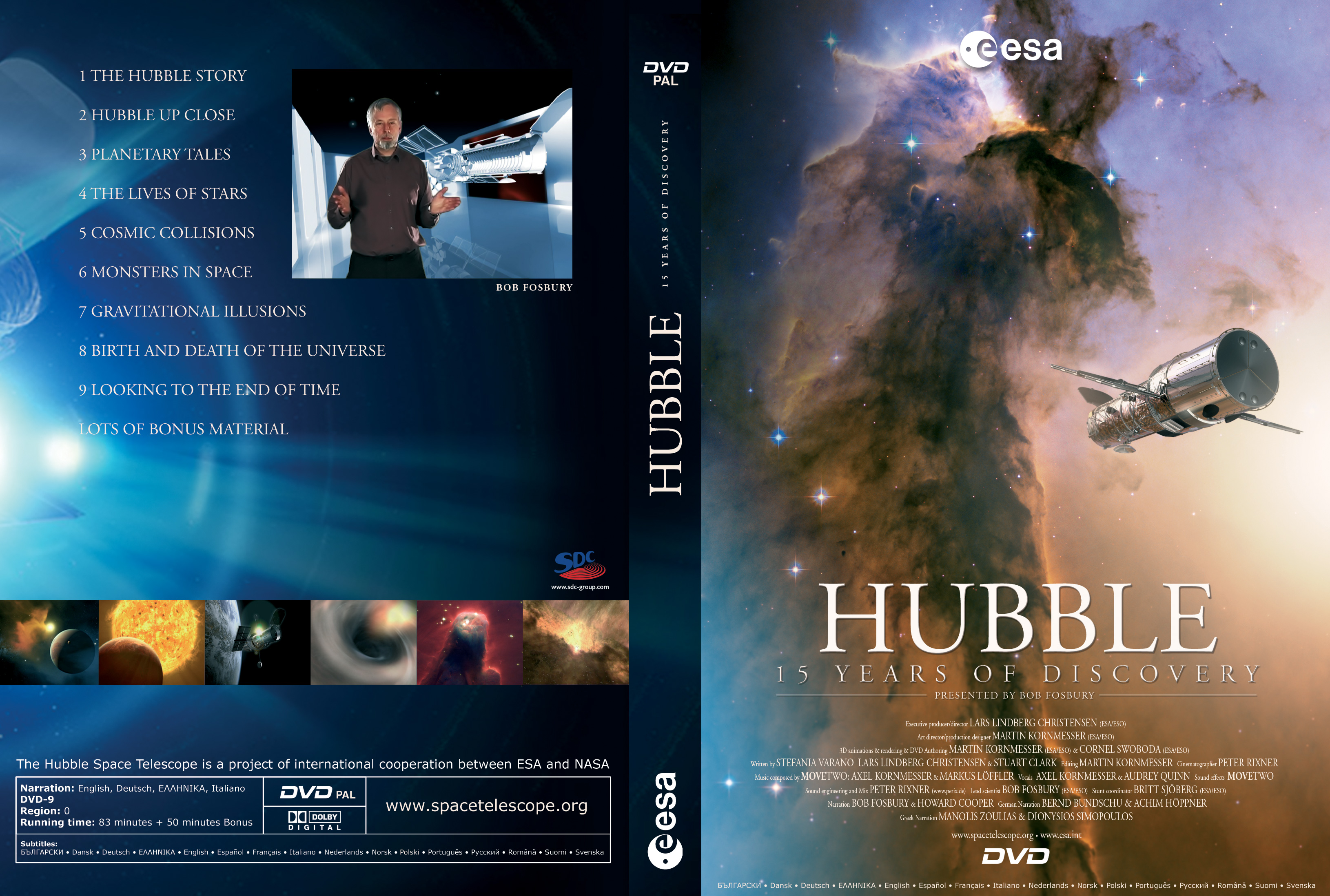 The Movie Esa Hubble Esa Hubble