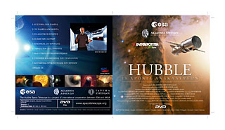 Hubble - 15 years of Discovery (Greek Cardboard DVD v.1)