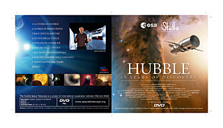 Hubble - 15 years of Discovery (Italian Cardboard DVD v.1)