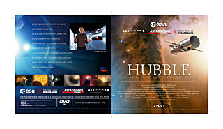 Hubble - 15 years of Discovery (German Cardboard DVD v.1)
