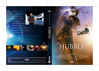 Hubble - 15 years of Discovery (French VIP DVD v.1)