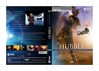 Hubble - 15 years of Discovery (Portuguese VIP DVD v.1)