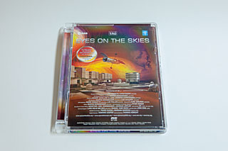 CD: Eyes on the Skies Soundtrack