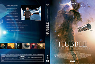 Hubble - 15 years of Discovery (ESA VIP PAL DVD v.3)