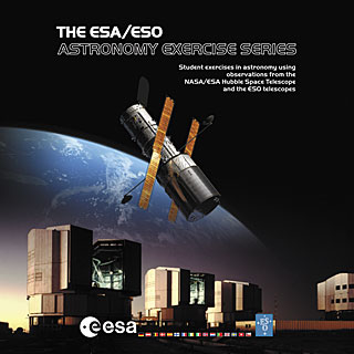 The ESA/ESO Astronomy Exercise Series (SOLD OUT)