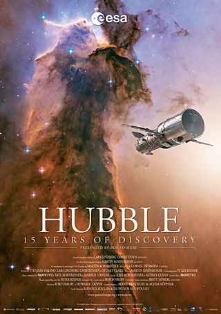 Hubble - 15 Years of Discovery movie poster