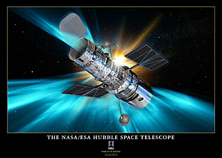 The NASA/ESA Hubble Space Telescope