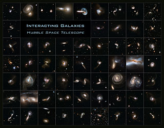 Interacting Galaxies Gallery