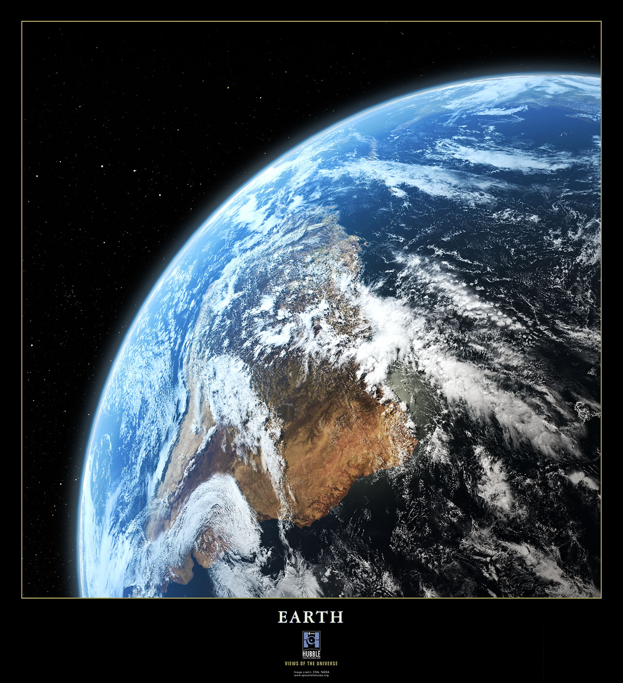 earth hubble space - photo #5