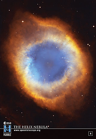 Sticker 4: The Helix Nebula (SOLD OUT)