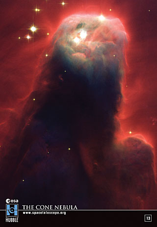 Sticker 13: the Cone Nebula (SOLD OUT)