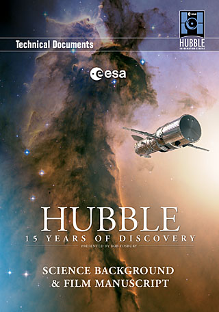 Hubble - 15 Years of Discovery Movie Script