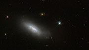Panning across galaxy group HCG 16