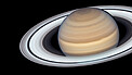 Pan Over Saturn