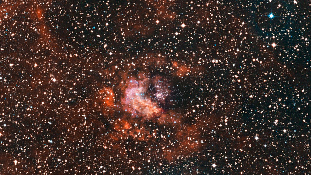 Zoom into Westerlund 2