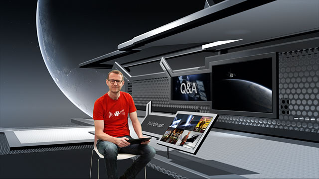 Hubblecast 78: Q&A with Dr J part 1