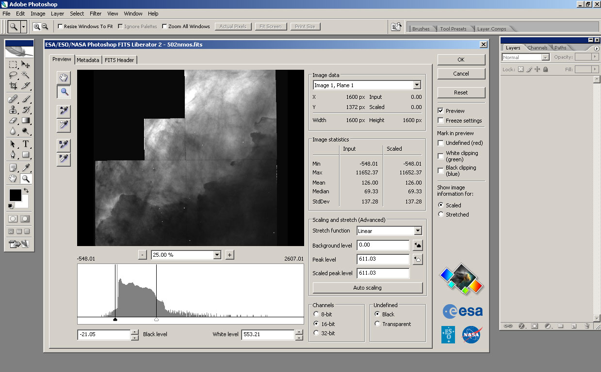 Step-by-step guide to making your own images | ESA/Hubble | ESA/Hubble