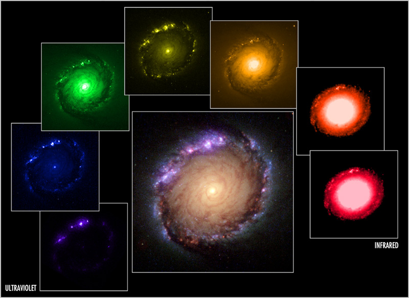 ultraviolet light astronomy - photo #41